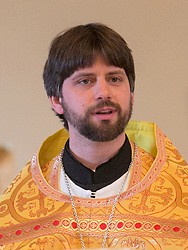 Priest of St. Nicholas Orthodox Church